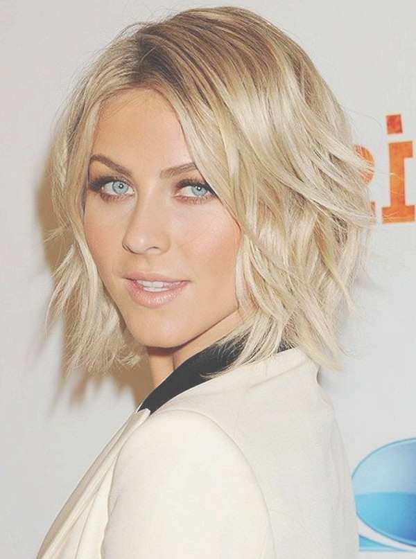 17 Medium Length Bob Haircuts: Short Hair For Women And Girls Within Medium To Short Bob Haircuts (View 15 of 25)