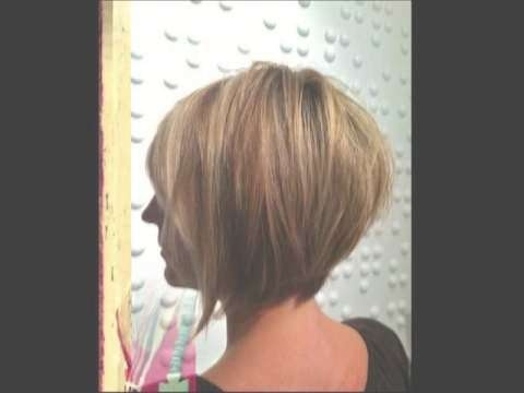 17 Medium Length Bob Haircuts Short Hair For Women And Girls – Youtube Throughout Short Length Bob Hairstyles (View 5 of 25)