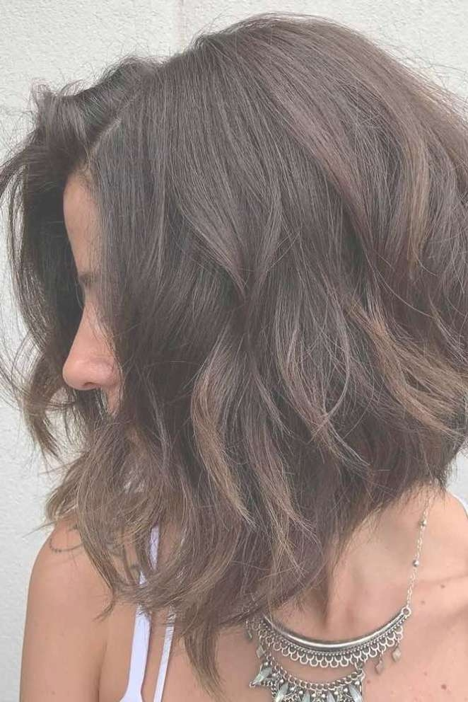 18 Best Hair Styles Images On Pinterest | Short Haircuts, Short With Regard To Most Popular Posh Medium Hairstyles (View 7 of 15)