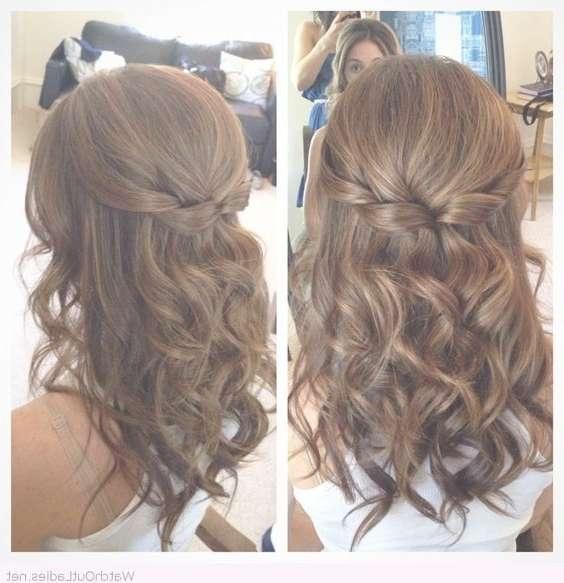 25 ideas of elegant medium hairstyles for weddings 18 elegant hairstyles for prom best prom hair styles 2017 throughout most current elegant medium junglespirit Gallery