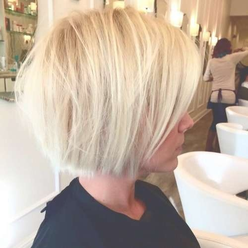 18 Popular Blunt Bob Hairstyles For Short Hair – Short Bob Throughout Blunt Bob Hairstyles (View 22 of 25)