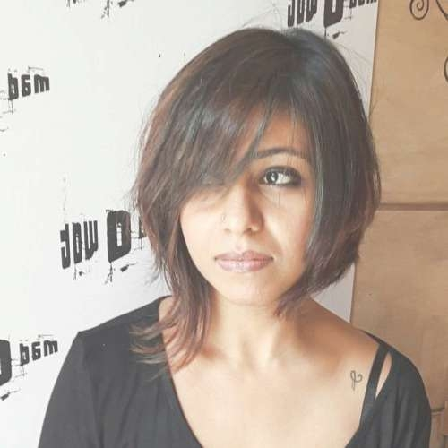 19 Best Bob Hairstyles For Indian Women: Idea For You With Indian Bob Haircuts (View 8 of 25)