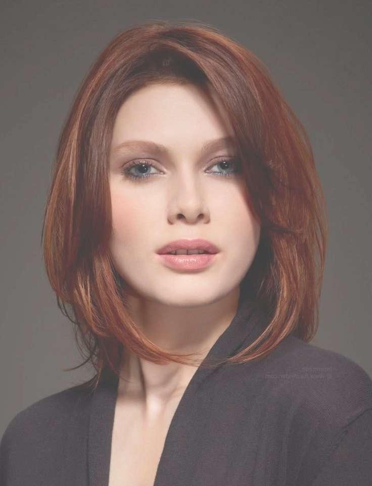 192 Best Hair Ideas Images On Pinterest | Colourful Hair, Hair With Latest Auburn Medium Haircuts (View 17 of 25)