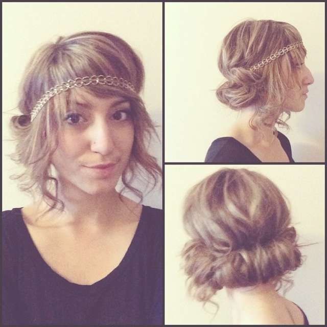 1920S Hairstyles Long Hair Flappers – Hairstyle For Women & Man ???????? Pertaining To Latest Flapper Girl Medium Hairstyles (View 3 of 25)