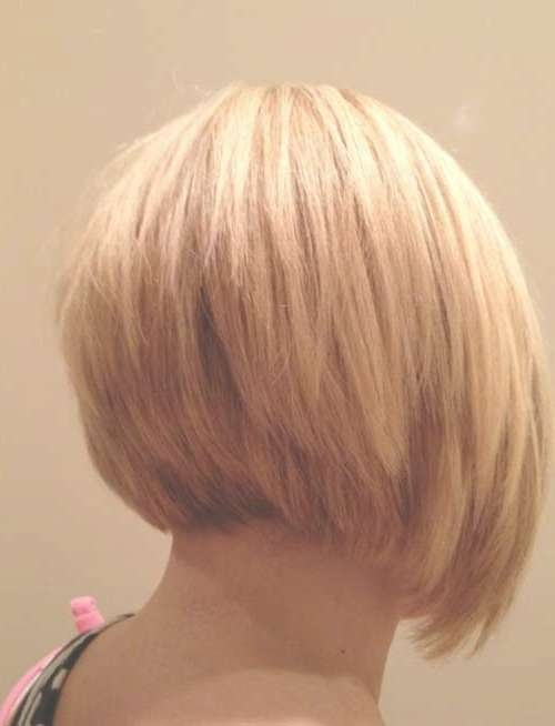 20 Best Angled Bob Hairstyles | Short Hairstyles 2016 – 2017 With Angled Bob Haircuts (View 7 of 25)