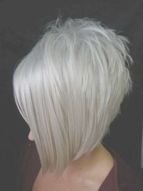 20 Best Angled Bob Hairstyles | Short Hairstyles 2016 – 2017 Within Angled Bob Haircuts (View 8 of 25)