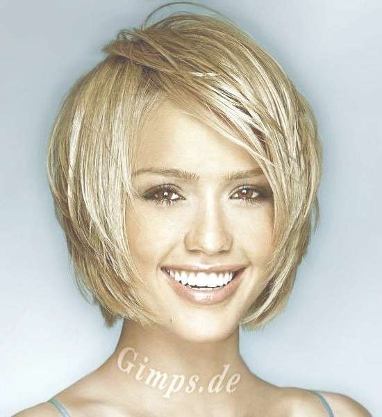 Short Hairstyles For Round Faces With Double Chin Cool That Make You Look 10 Years