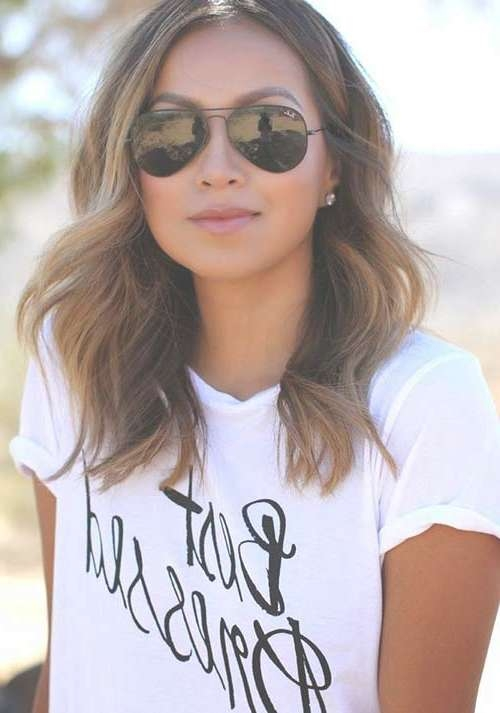 20 Best Haircuts For Women Over 40 | Hairstyles & Haircuts 2016 – 2017 For 2018 Medium Haircuts For Girls With Glasses (View 25 of 25)