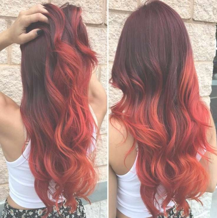 20 Best Hairstyles For Red Hair 2018 – Pretty Designs Intended For Most Up To Date Bright Red Medium Hairstyles (View 15 of 15)