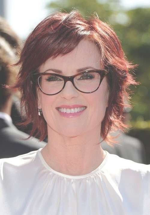 20 Best Hairstyles For Women With Glasses | Hairstyles & Haircuts With Most Recent Medium Haircuts For Glasses Wearer (View 16 of 25)