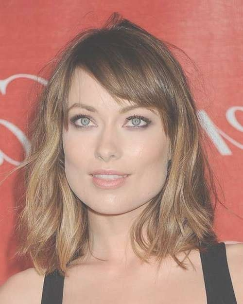 20 Best Medium Hair Cuts With Bangs | Hairstyles & Haircuts 2016 For Most Popular Best Medium Hairstyles With Bangs (View 2 of 25)