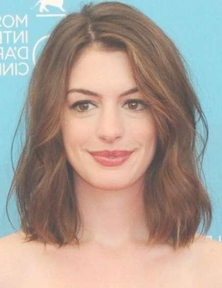 20 Best Medium Length Hairstyles Regarding Newest Blunt Cut Medium Hairstyles (View 13 of 25)