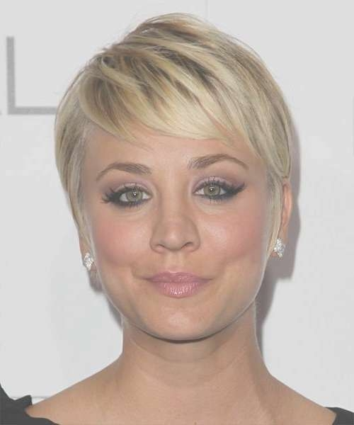 20 Best Of Kaley Cuoco New Short Haircuts For 2018 Kaley Cuoco New Medium Haircuts (View 19 of 25)