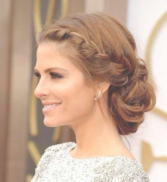20 Best Of Long Hairstyles For Evening Wear Intended For Newest Medium Hairstyles For Evening Wear (View 25 of 25)