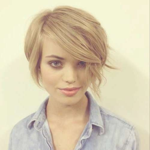 20 Bob Short Hair Styles 2013 | Short Hairstyles 2016 – 2017 Within Unique Bob Haircuts (View 24 of 25)