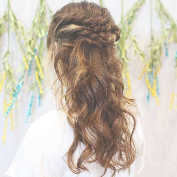 20+ Bohemian Haircut Ideas, Designs | Hairstyles | Design Trends For Most Up To Date Bohemian Medium Hairstyles (View 1 of 15)