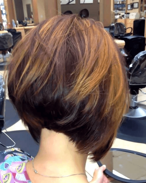 20 Breathtaking Wedge Hairstyles For Women Regarding Most Current Wedge Medium Haircuts (View 15 of 25)