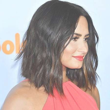 20+ Brunette Bob Haircuts 2017 | Bob Hairstyles 2017 – Short Within 2018 Kylie Jenner Medium Haircuts (View 13 of 25)