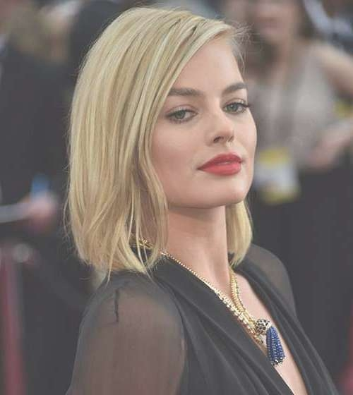 20 Celebrity Bob Haircuts   Short Hairstyles 2016 – 2017   Most For Celebrity Short Bobs Haircuts (View 1 of 25)