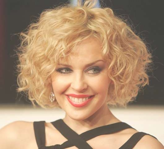 20 Chic And Beautiful Curly Bob Hairstyles We Adore! – Part 6 Pertaining To 80S Bob Haircuts (View 2 of 25)