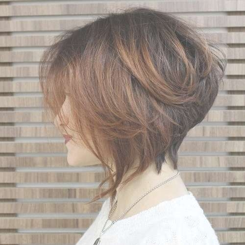 20 Chic Wedge Hairstyle Designs You Must Try: Short Haircut For For Current Wedge Medium Haircuts (View 5 of 25)