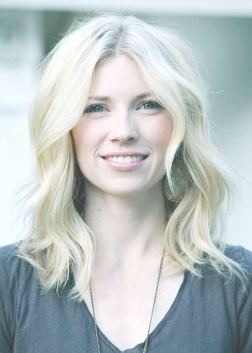20 Cute & Lively Hairstyles For Medium Length Hair – Popular Haircuts For Newest Medium Hairstyles For Fine Thin Hair (View 17 of 25)