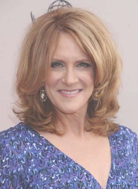 20 Different Hairstyles For Older Women Intended For Most Recently Medium Hairstyles For Mature Woman (View 2 of 15)