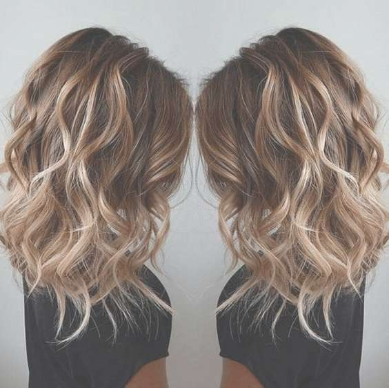 20 Fashionable Mid Length Hairstyles For Fall 2018 – Medium Hair With Most Up To Date Medium Hairstyles (View 11 of 25)