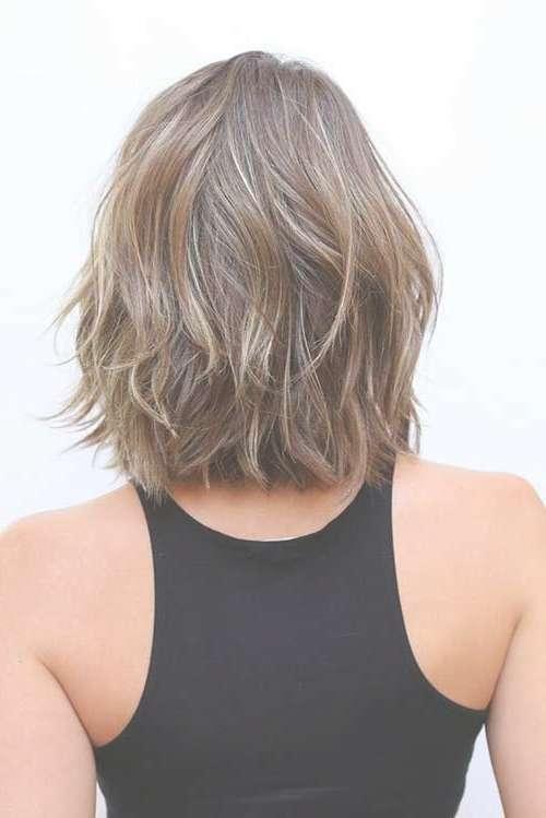 20 Fresh And Fashionable Shoulder Length Haircuts – Crazyforus For Neck Length Bob Haircuts (View 5 of 25)