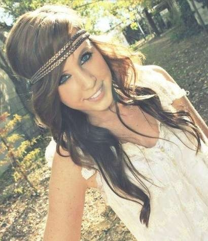 20 Gorgeous Headband Hairstyles You Love – Pretty Designs Regarding Most Current Medium Haircuts With Headbands (View 25 of 25)