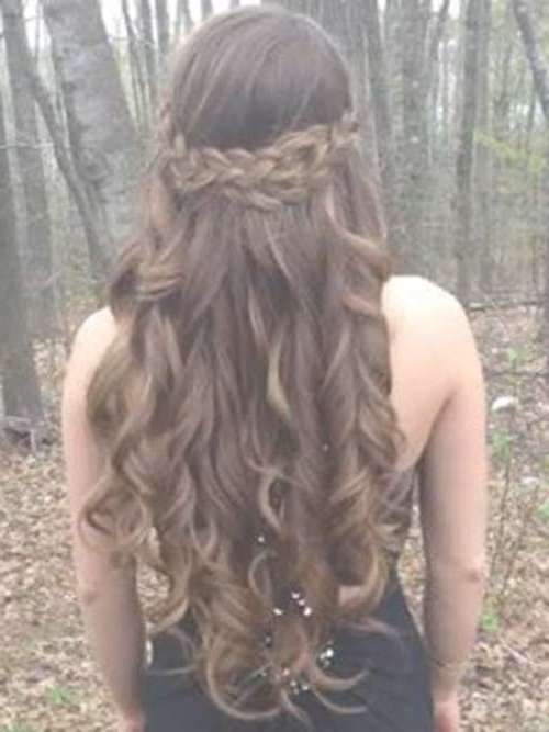 20 Hairstyles For Prom Long Hair | Hairstyles & Haircuts 2016 – 2017 Within 2018 Long Prom Hairstyles (View 23 of 25)