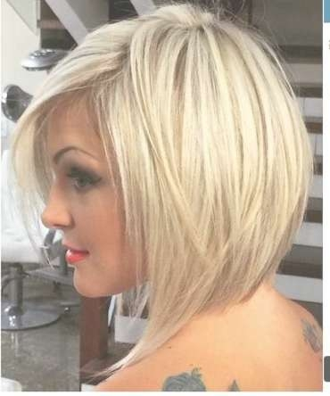 20 Hot Stacked Bob Hairstyles For Short Hair (With Pictures) Pertaining To Bob Hairstyles For Short Hair (View 4 of 25)