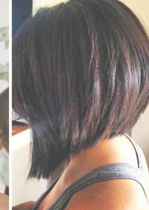 20 Inverted Bob Back View | Bob Hairstyles 2017 – Short Hairstyles For Newest Inverted Bob Medium Haircuts (View 3 of 25)