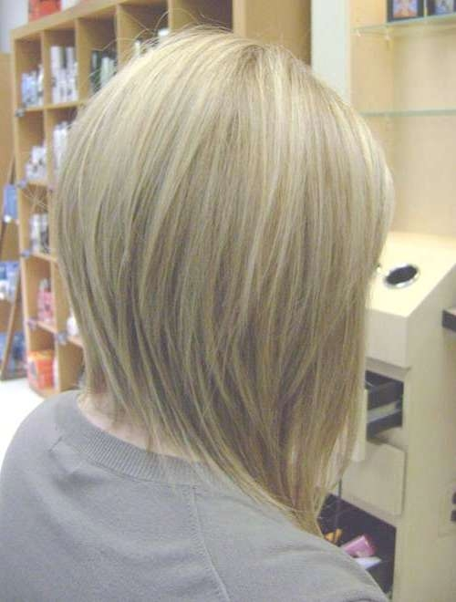 20+ Inverted Bob Haircuts | Short Hairstyles 2016 – 2017 | Most In Best And Newest Inverted Medium Haircuts (View 16 of 25)