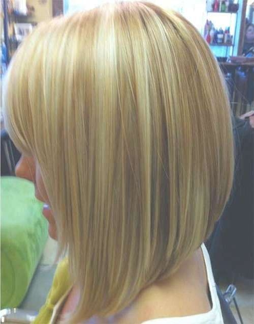 20+ Inverted Bob Haircuts | Short Hairstyles 2016 – 2017 | Most Pertaining To Most Recently Inverted Medium Haircuts (View 4 of 25)