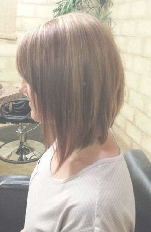 20+ Inverted Bob Haircuts | Short Hairstyles 2016 – 2017 | Most Within Latest Inverted Medium Haircuts (View 5 of 25)