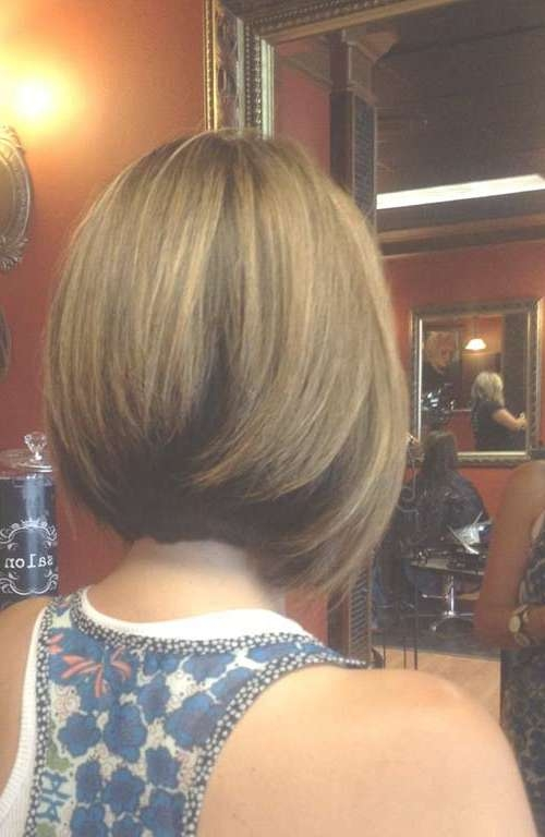 20 Inverted Bob Hairstyles | Short Hairstyles 2016 – 2017 | Most Within Newest Inverted Bob Medium Haircuts (View 4 of 25)