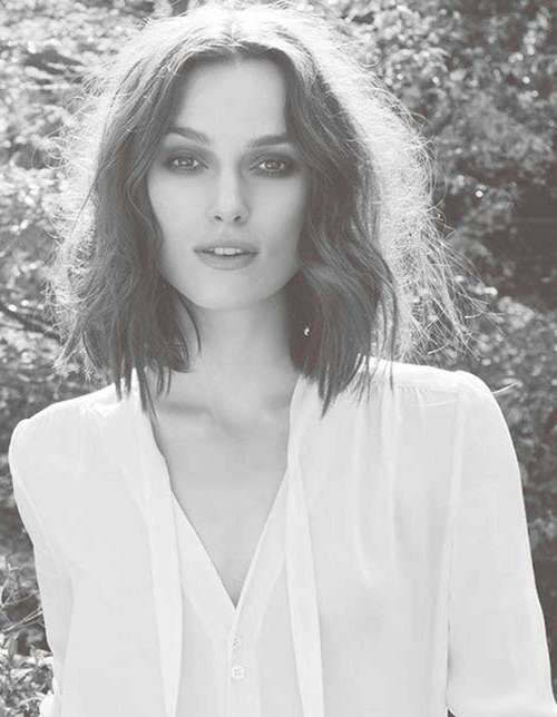 20 Keira Knightley Bob Haircuts | Bob Hairstyles 2017 – Short Intended For Latest Keira Knightley Medium Hairstyles (View 11 of 15)