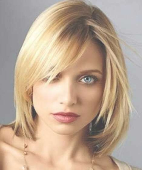 20 Medium Length Haircuts For Thick Hair Pertaining To Recent Medium Haircuts For Thick Wavy Hair (View 23 of 25)