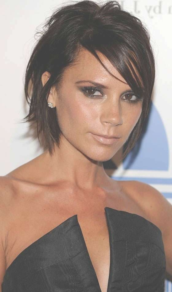 20 Most Flattering Asymmetrical Bob Hairstyles For Latest Asymmetric Medium Haircuts (View 5 of 25)