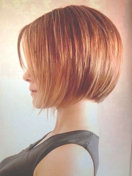 20 Pretty Bob Hairstyles For Short Hair – Popular Haircuts With Regard To Bob Hairstyles For Short Hair (View 6 of 25)