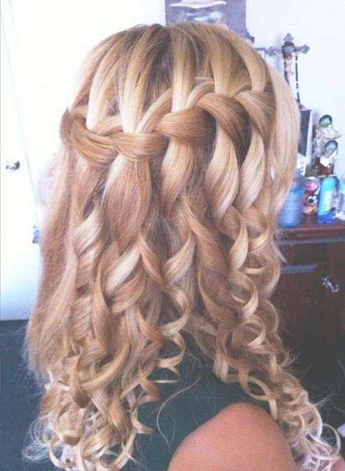 20+ Prom Hairstyle Ideas | Long Hairstyles 2016 – 2017 With Regard To Recent Long Hairstyle For Prom (View 5 of 25)
