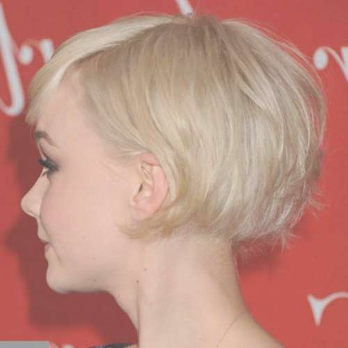 20 Short Bob Hairstyles   Short Hairstyles 2016 – 2017   Most With Regard To Celebrity Short Bobs Haircuts (View 5 of 25)