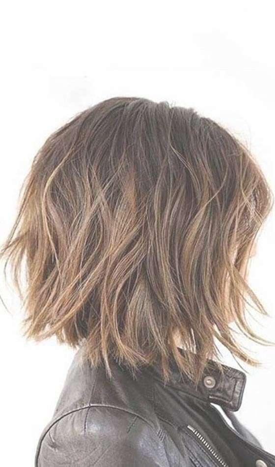 25 The Best Choppy Medium Haircuts For Fine Hair