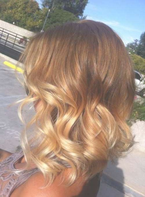 20 Short Medium Hairstyles 2015 | Short Hairstyles 2016 – 2017 Intended For Most Recent Ombre Medium Hairstyles (View 23 of 25)