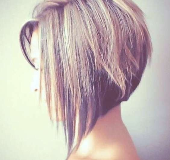 20 Stunning Inverted Bob Hairstyles (With Pictures) Inside Inverted Bob Hairstyles (View 7 of 25)