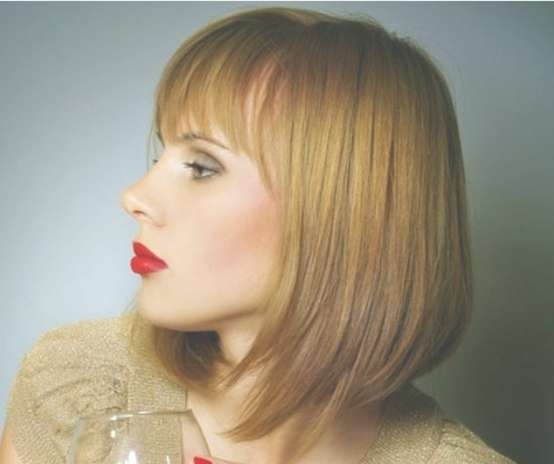 20 Trendy Fall Hairstyles For Short Hair 2017: Women Short Haircut Pertaining To Fall Bob Hairstyles (View 3 of 25)