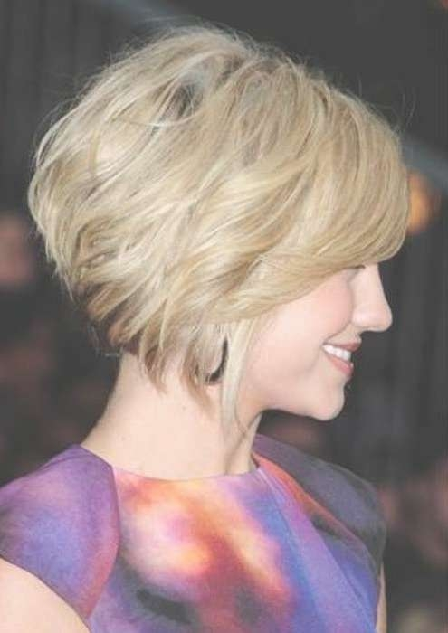 20 Trendy Short Hairstyles: Spring And Summer Haircut – Popular Throughout Bob Haircuts Tucked Behind The Ears (View 25 of 25)