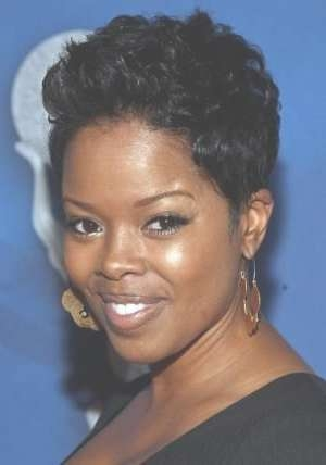 200 Best Hairstyles For Round Faces Images On Pinterest | Hair Dos In Current Medium Haircuts For Black Women With Oval Faces (View 4 of 25)