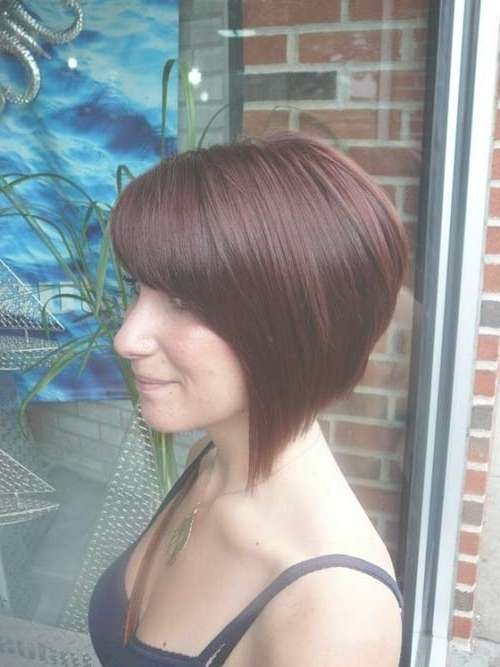 2013 Short Bob Haircuts For Women | Short Hairstyles 2016 – 2017 Within Unique Bob Haircuts (View 10 of 25)